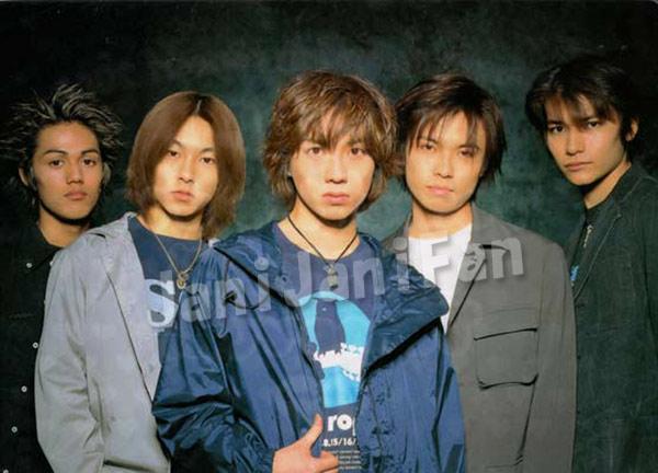 下敷き ☆ 屋良朝幸 2000 - JaniJ...