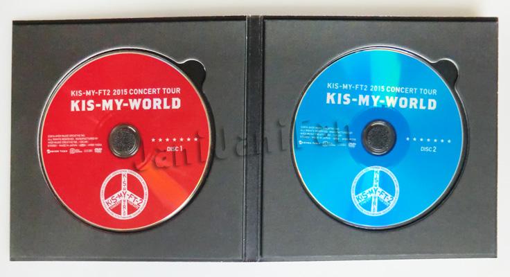 DVD(4枚組) Kis-My-Ft2 2016 「2...